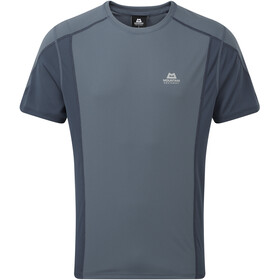 Mountain Equipment Ignis Tee Herrer, alaskan/denim blue
